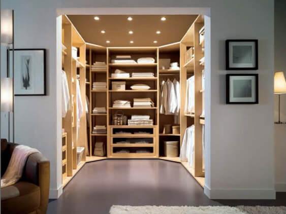 Closet de diseño